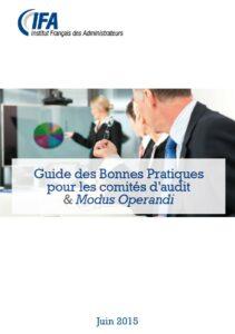 Guide des Bonnes Pratiques pour les comités d'audit & Modus Operandi