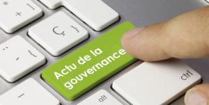 Actu IFA de la gouvernance 12/10/19
