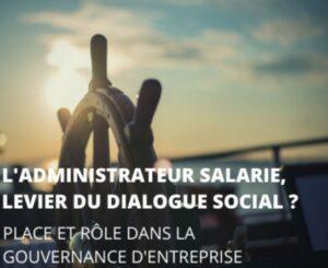L'IFA, partenaire de la 3ème édition des assises des administrateurs salariés les 26 et 27 novembre 2020