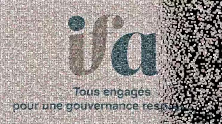 L'assemblée générale de l'IFA
