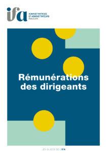 Guide IFA - Rémunérations des dirigeants 2021